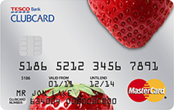 Tesco Balance Transfer Credit Card 28 months