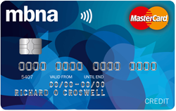 MBNA Low Rate
